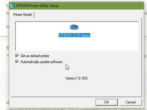 How to install Driver of Epson EcoTank L3110 All-in-One Ink Tank