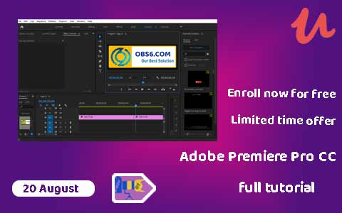 Adobe Premiere Pro CC full tutorial